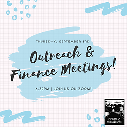 September Joint Finance and Outreach Committees Meeting