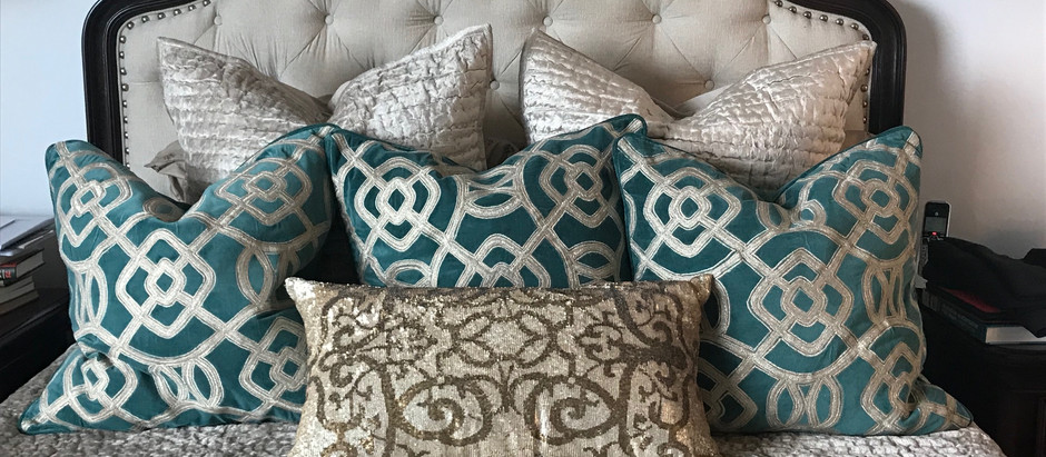 All About Throw Pillows