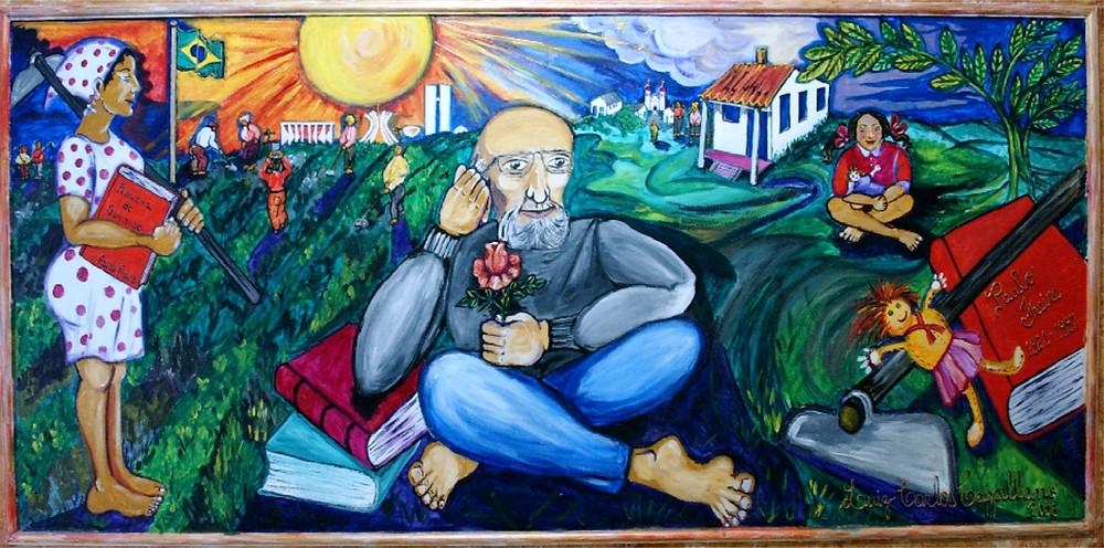 Paulo Freire, instituto Paulo Freire Goiás, pedagogia goiania, psicopedagogia goiania, cursos profisionalizantes goinania, pos graduacao goiani.