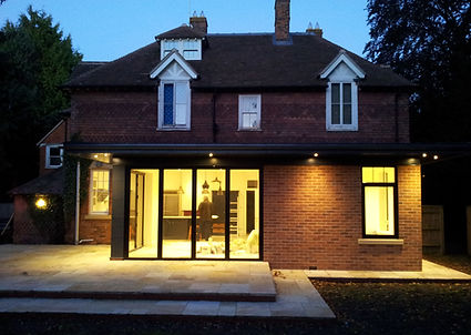 House extension Wantage