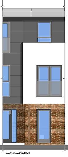 Apartment building Sheffield