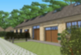 Holiday home development Peak Park
