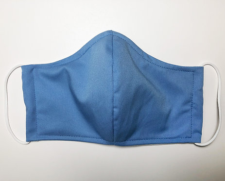 Anti-microbial fabric face mask