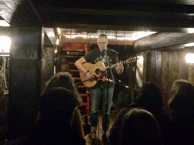 Tiller Flat Folk Club, London, Dec 2016