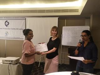 Train-the-Facilitator Workshop hosted in Sri Lanka