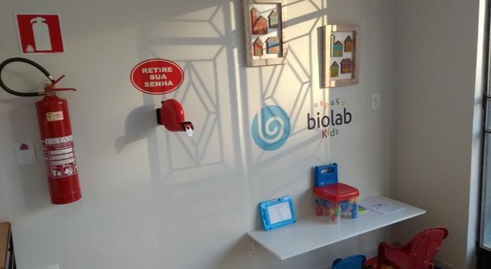 Espaço Biolab Kids