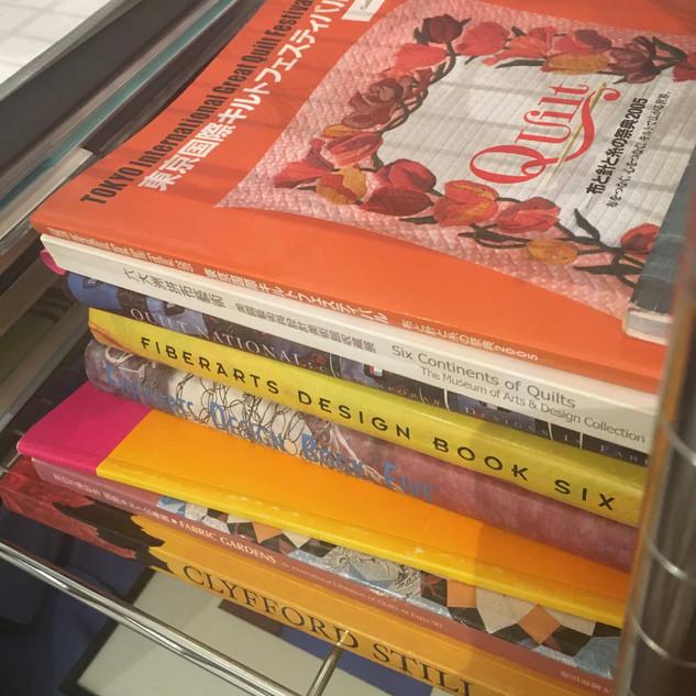Studio art books