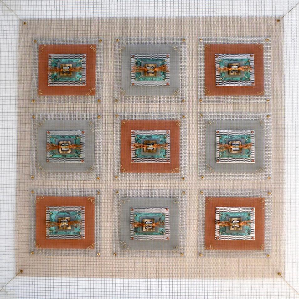 Microchip II Industrial Quilt