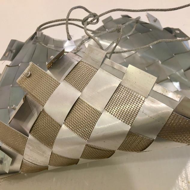 Industrial Woven Basket
