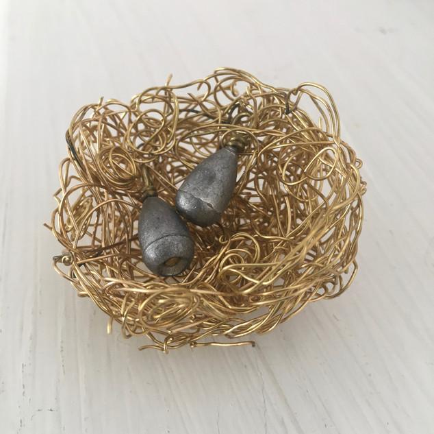 Industrial Wire Nest
