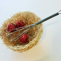 Industrial Nest with Whisk