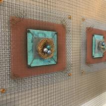 Nest Industrial Quilt detail photo