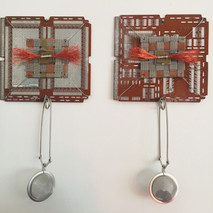 Integrated Circuits Tea Strainers
