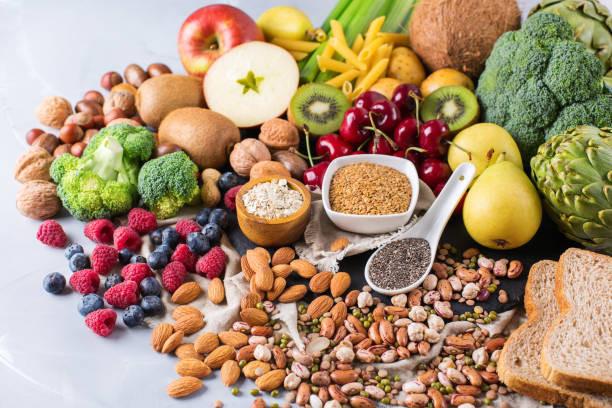 Roughage or Dietary Fibers