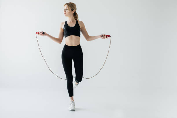 Skipping or Jumping rope