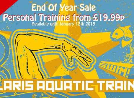 Swimming Lesson Sale