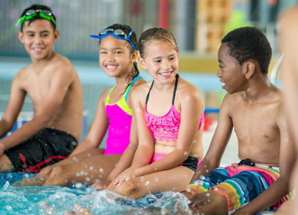 Swimming classes (Group - Weekly)