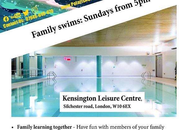 Grenfell Family Swims
