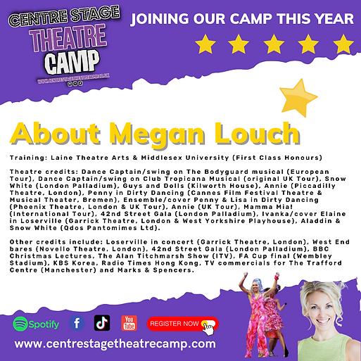 Megan Louch Workshop Providers Video Squ