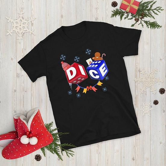 DICE Womens - Short-Sleeve Unisex T-Shirt