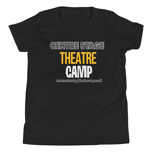 Centre Stage - Youth Short Sleeve Unisex T-Shirt