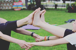 FREE Kids Yoga tonight at National Night