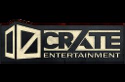 Crate Entertainment Logo game