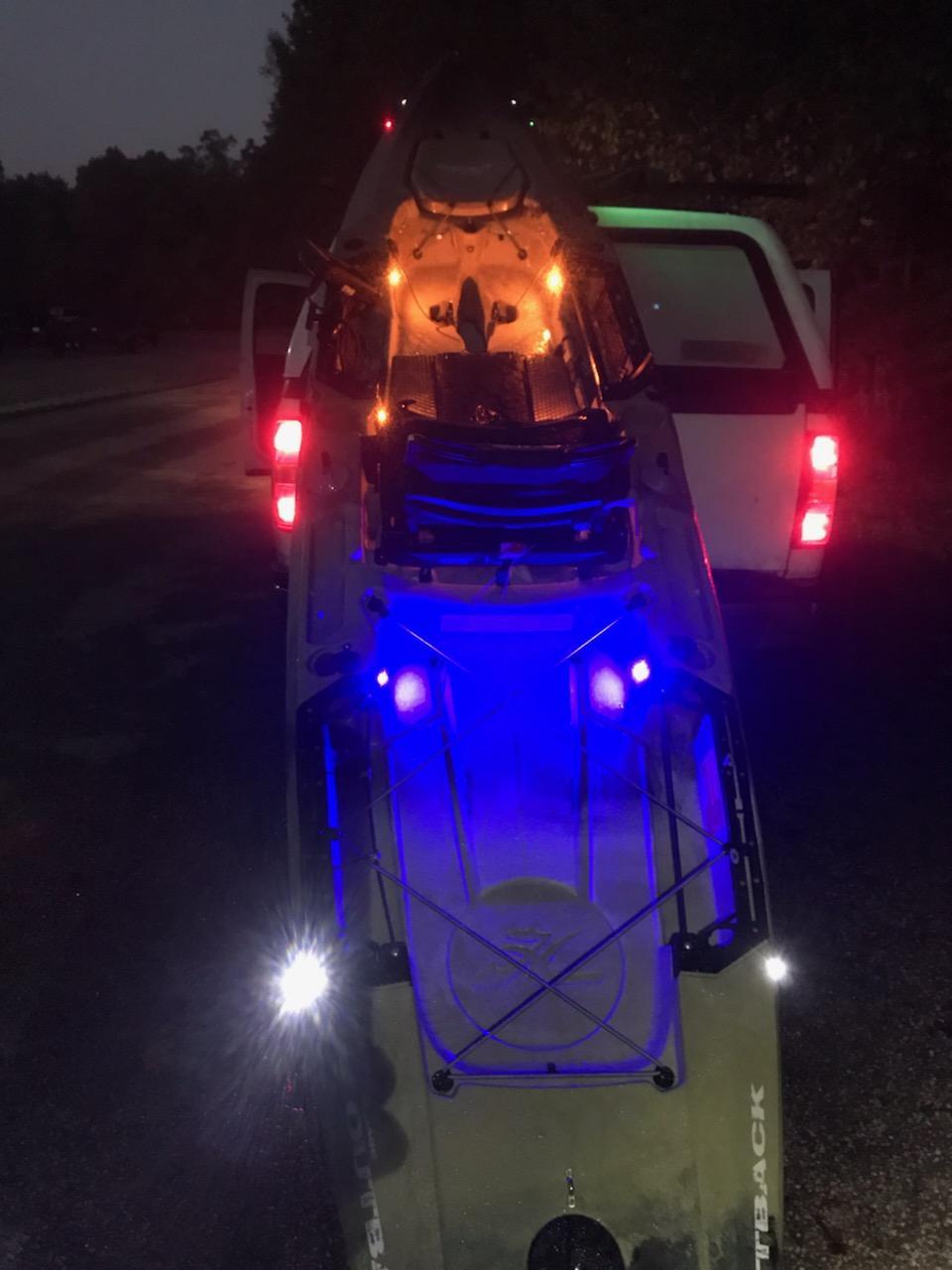 Awesome Kayak Lights