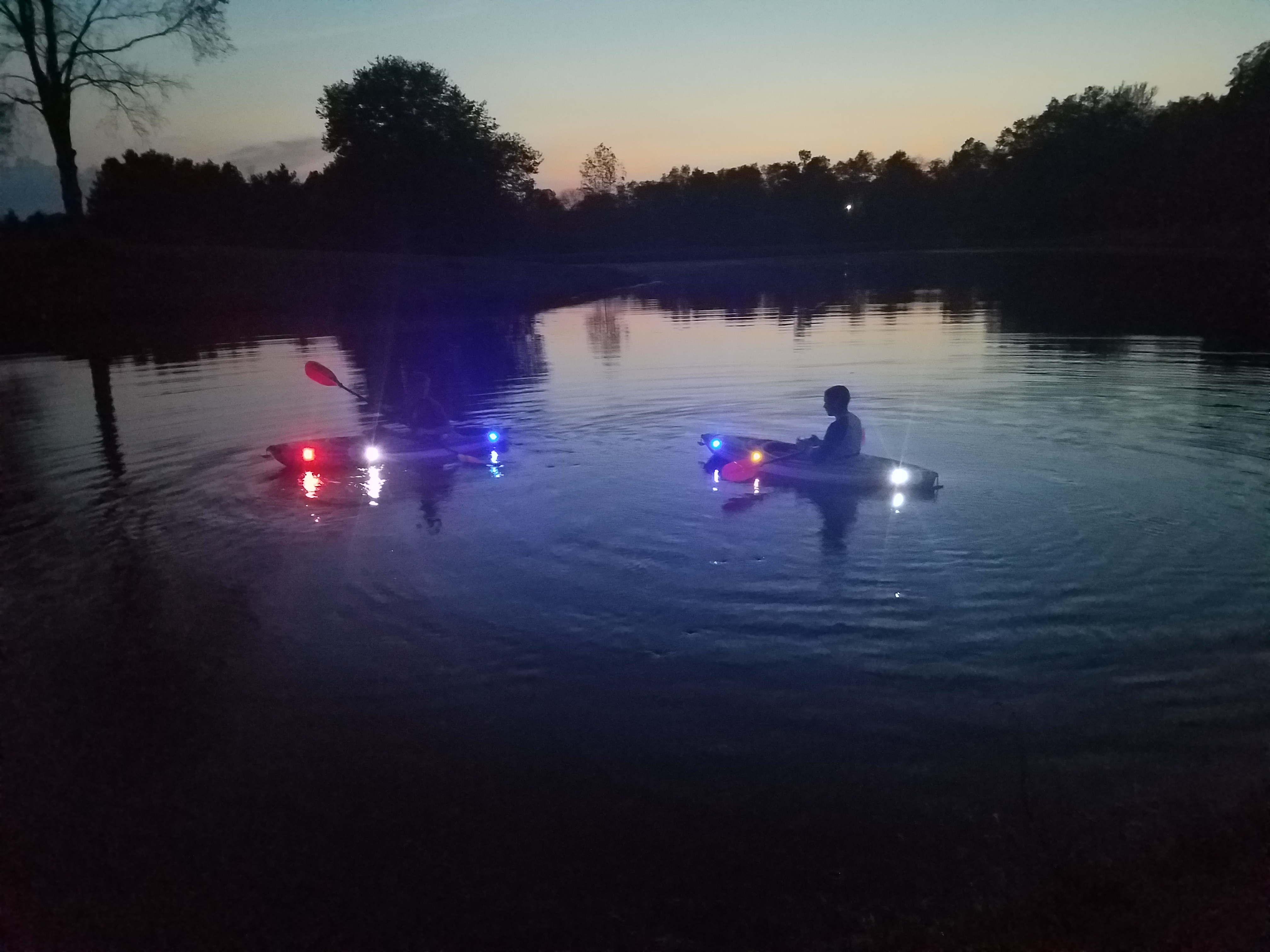 Kayak Lighting Systems