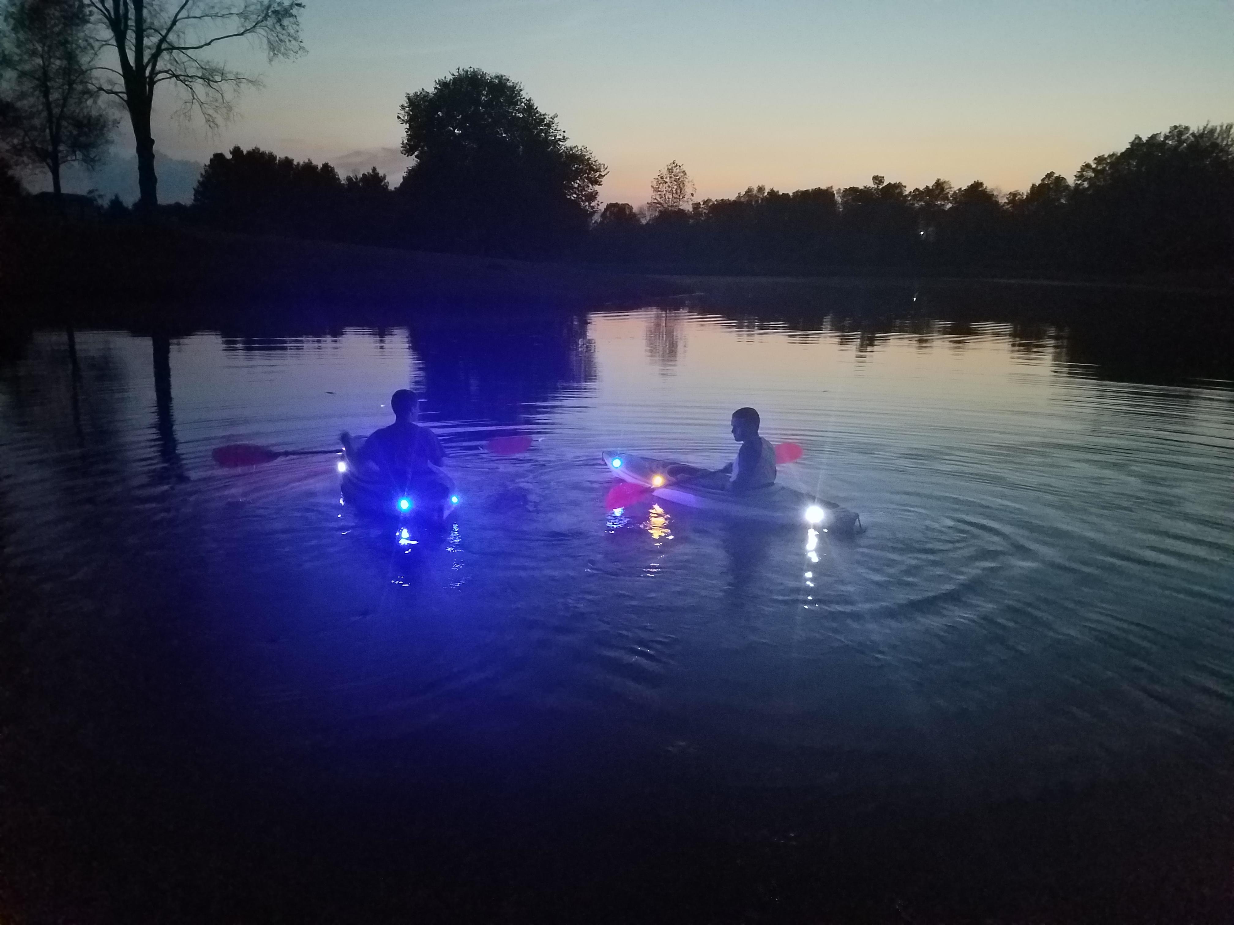 Kayak LEDs