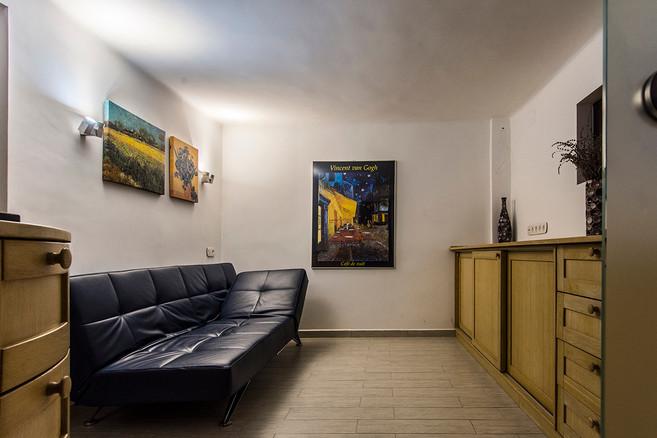 Középső szoba