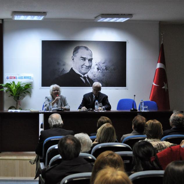 Prof.Dr. Bahar Kansu Gökler -Açılış Konuşması