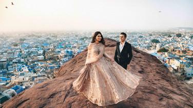 Radhika & Lalit