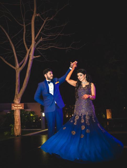 Meenal & Akul_Sangeet-46