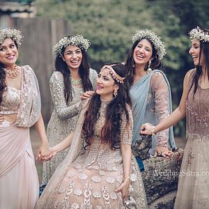 Bridesmaid Shoot