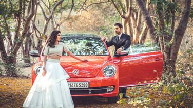 Shubhi & Abhinav (Volkswagen)