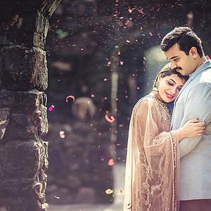 Radhika & Sandeep
