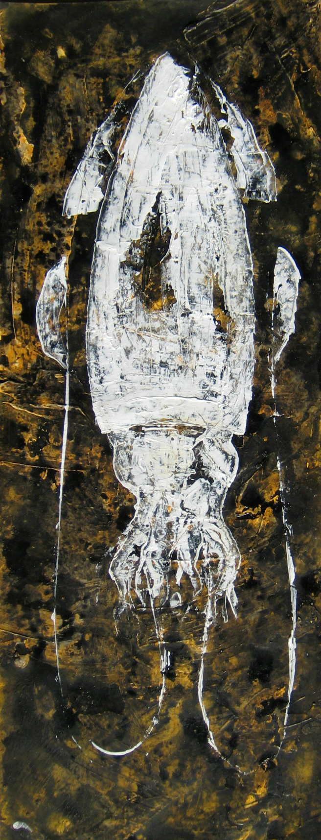 Calamar en blanc, 2016