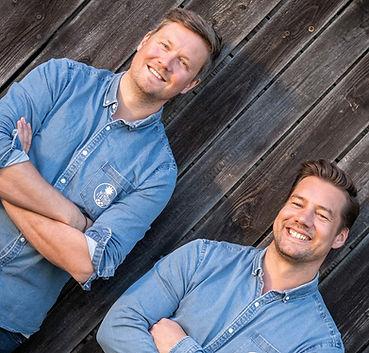 Willy Giesecke & Markus Sauermann