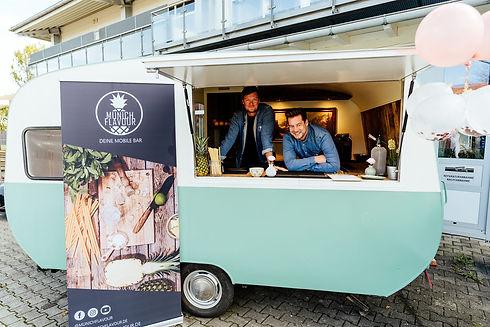 Cocktailservice Wohnwagen
