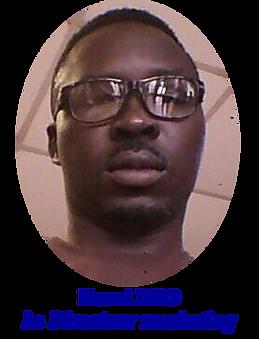 Equipe Afrique Wilila Directeur marketin