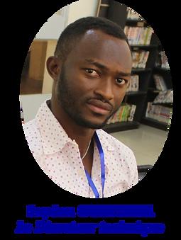 Equipe Afrique Wilila Directeur techniqu