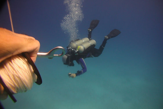 Deep diver course Mexico