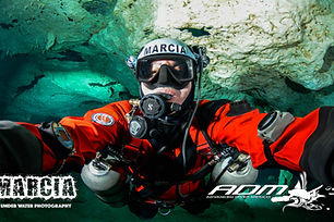 Cave diving Mexco