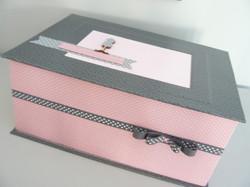cartonnage boite couture