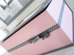 cartonnage boite à couture