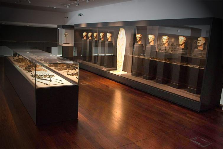 «Macedonian Treasures» at the Archaeological Museum of Pella
