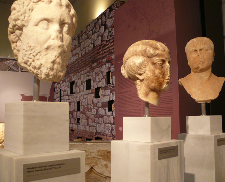 Archaeological museum of Nikopolis