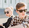 Par i solbriller