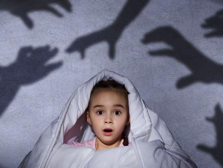 cauchemars chez l'enfant